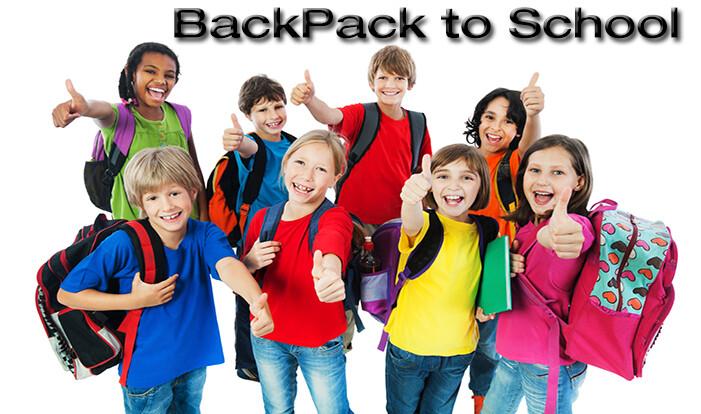 Backpack to School