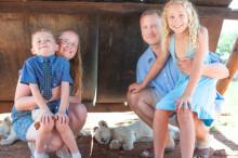 David & Jennifer Allen - Missionaries to Africa from WVC