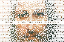 Resolution: The Year in Pixels