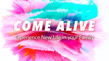 Come Alive In Your Family