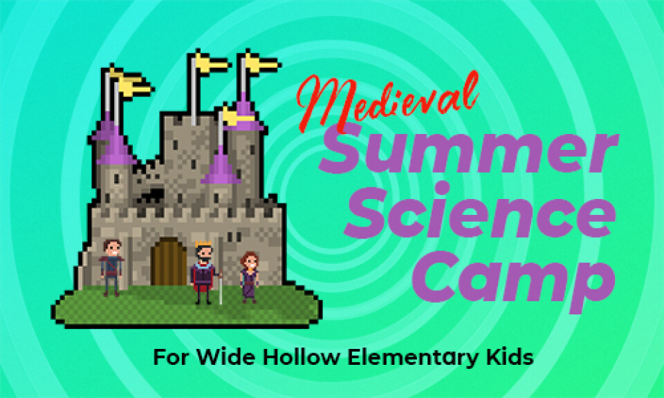 Summer Science Camp - Wide Hollow Elementary